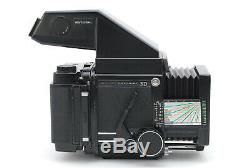 EXC++++ Mamiya RB67 Pro SD with KL 90mm f3.5 L + Motorized Film Back from JAPAN