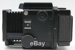 EXC+++++Mamiya RZ 67 Pro with 120 Film Back + Sekor Z 90mm f3.5 Lens Japan #399