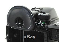 EXC+ Pentax 645 N Medium Format camera body with A 75mm F/2.8 Lens, 120 film back