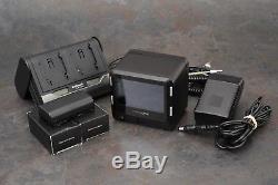EXC++++ Phase One IQ160 60MP Digital Camera Back w 3 Batteries