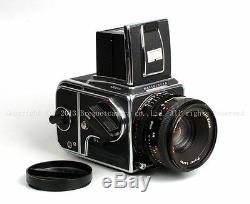 EX++ Hasselblad 205TCC Medium Format SLR WithFE 80mm f/2.8 and E12TCC film back