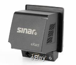 Ex Demo Sinarback eXact 48mp 1, 4 and 16-shot Studio Digital Back