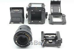 Ex+++++ Mamiya RZ67 PRO 6x7 Camera with Sekor Z 180mm f4.5 & 120 Film Back Japan
