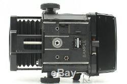 Exc5Read Mamiya RZ67 Pro + Sekor Z 127mm f3.5 W + 120 Film Back x2 more Japan
