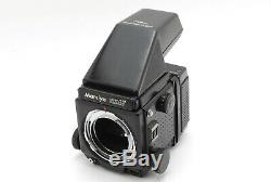Exc+3Mamiya RZ67 Pro Medium Format with127mm f3.5+120Film Back From Japan #552