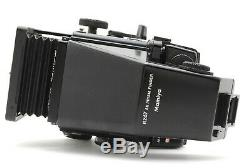 Exc+3Mamiya RZ67 Pro Medium Format with127mm f3.5+120Film Back From Japan #552