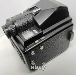 Exc+3 Pentax 645 Medium Format Film Camera Body with 120 Film Back from Japan