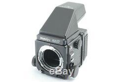 Exc+5Mamiya RZ67 Pro with 180mm f/4.5 + Winder + AE Prism Finder +120 film Back