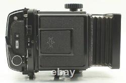 Exc+5 MAMIYA RB67 Pro Body + SEKOR 127mm F/3.8 Lens + 120 Film Back From JAPAN