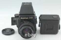 Exc+5 Mamiya M645 Super + Sekor C 55mm f/2.4 N + 120 Film Back From Japan 1075