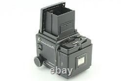 Exc+5 Mamiya RB67 Pro SD K/L KL 127mm f/3.5 L +120 Film Back From Japan #1628