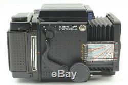 Exc+5 Mamiya RZ67 PRO with Sekor Z 180mm Lens+ 120 Film Back + Winder From Japan