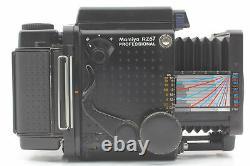 Exc+5 Mamiya RZ67 Pro Medium Format Z 65mm f4 120 Film Back From JAPAN #601
