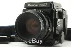 Exc+5 Mamiya RZ67 Pro + Sekor Z 110mm f/2.8 + 120 Film Back from JAPAN # 170