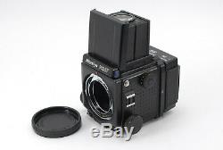 Exc +5 Mamiya RZ67 Pro + Sekor Z 180mm F4.5 W +Film back(×4) From Japan #318