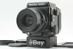 Exc+5 Mamiya RZ67 Pro + Sekor Z 90mm f/3.5 + 120 Film Back From JAPAN # 391