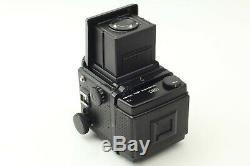 Exc +5 Read Mamiya RZ67 Pro withSekor Z 140mm f4.5+120 Film Back From Japan #367