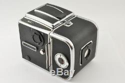 Exc++++ HASSELBLAD 503 CX Planar CF 80mm f/2.8 T A12 Film Back from Japan #2291