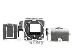 Exc+++++ Hasselblad 500 C/M CM & A12 Type II Film Back Holder from Japan 724