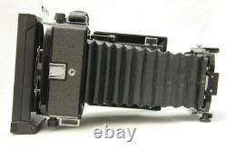 Exc++ Horseman VH Medium Format 6×9 Field Film Camera Body withPolaroid Back #2215