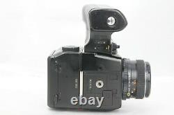 Exc+++++ Mamiya 645 Pro AE Finder with Sekor C 80mm F2.8 + 120 Back from Japan