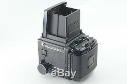 Exc+++ Mamiya RB67 PRO SD 127mm F3.5KL 120mm SD FILM BACK from Japan
