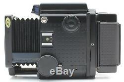 Exc+++ Mamiya RZ67 Pro with Sekor Z 65mm f/4 Lens + 120 Film Back Japan #1358