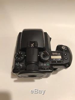 Exc+++Pentax 645NII Medium Format Camera Body 120mm Film Back from Japan