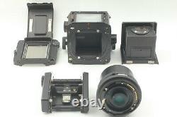 Excellent+5 Mamiya RZ67 Pro Body + Sekor Z 50mm f/4.5 W + 120 Film Back JAPAN