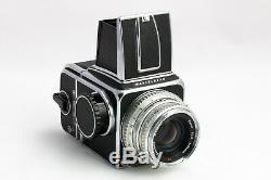 Excellent Hasselblad 500cm Film Camera Kit + A24 Film Back + Zeiss Lens 80mm
