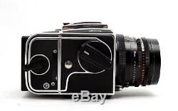 Excellent Hasselblad 503CXI Medium Format, 80mm f2.8, WL Finder, A12 Back #31453
