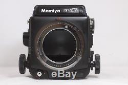 Excellent MAMIYA RZ67 Pro film Camera Body with120 Film Back