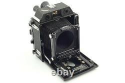 Excellent+++++ Topcon Horseman 985 + 90,120,150mm Lens 8EXP120 6x9 Film Back