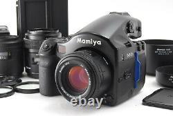 FEDEXNMMAMIYA 645 AFD With AF 55MM F2.8, 80MM F2.8, 150mm F3.5, 2 FILM BACK
