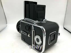 FedExNr MINT Hasselblad 503 CX + CF 80mm f2.8 Lens + A12 III Back From JAPAN