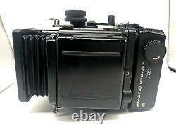 FedExNr MINT Mamiya RZ67 Pro II + M 140mm f4.5 M/L-A + 120 back II From Japan
