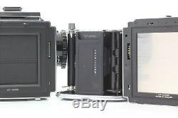 FedEx MINT HASSELBLAD 500CM 500 CM A12 FILM BACK STRAP 6X6 MEDIUM FORMAT