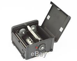Film back magazine Medium format camera cassette Kiev 90