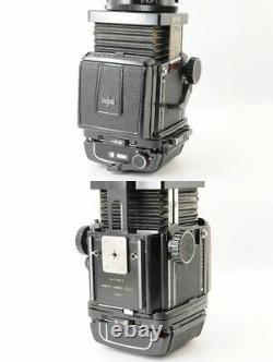 For PartsMAMIYA RB67 Pro S + Sekor C 127mm F/3.8 Lens +120 Film Back From JP