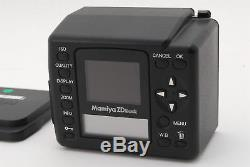 For Parts Mamiya ZD Digital Back for 645 AFD RZ67 from Japan #684