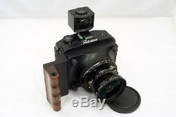 Fotoman 69 + Nikon Nikkor-SW 65/4 + Horseman 69 back