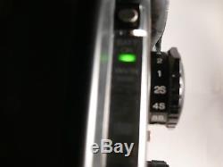 Fuji GX680 Pro 6x8 Fujinon 135mm Lens, Polaroid back, custom case, filters, plus