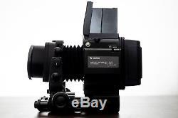 Fuji GX680iii 3 Lenses 2 120 backs Great condition