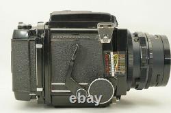 Good- Mamiya RB67 Medium Format Film Camera with Secor 127mm f/3.8 120 Film Back