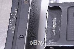 HASSELBLAD 500CM, 500 CM SET With 80MM PLANAR T C LENS, A12 BACK, HOOD & STRAP