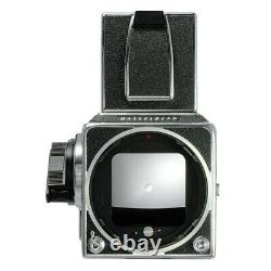 HASSELBLAD 500C/M 500CM FILM CAMERA CHROME + CF T 80mm F2.8 + A12III BACK CLA'd