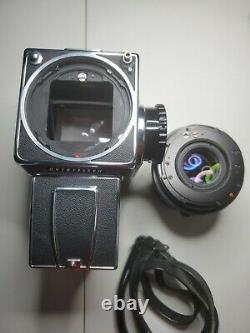 HASSELBLAD 500C/M 80mm 2.8 Zeiss Planar T A12 BACK MEDIUM FORMAT Camera