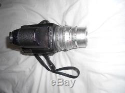 HASSELBLAD 500EL/M + Sonnar 150mm lens + NC2 Prisim + A12 BACK
