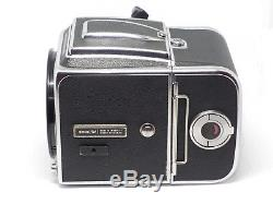 HASSELBLAD 500 CM KIT with 50mm, 150mm, A12 BACK, WLF, MAGNIFYING HOOD & EXTRAS