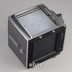 HASSELBLAD 500 C/M 80mm f2.8 T PLANAR CF A12 FILM BACK